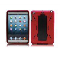 批发 ipad平板电脑保护套带支架 立体式支架套 ipadmini防滑外壳