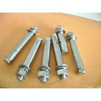 厂家直供 国标膨胀螺丝 膨胀钩 镀彩锌带孔膨胀螺栓 规格齐全