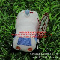 120急救车 消防车 毛绒玩具车模型