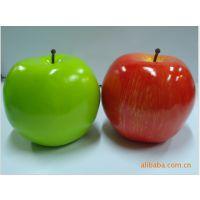 仿真苹果创意礼品儿童玩具早教道具摄影道具橱柜装饰挂件批发出售