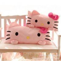 单双人情侣枕头卡通长抱枕午睡靠垫可爱毛绒玩具可拆洗
