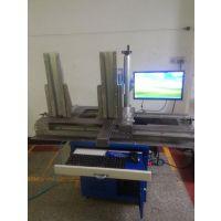 上海金山有用于橡胶件上面打标型号商标的端面泵浦激光打标机