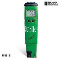 供应哈纳HANNA HI98121防水型ph测试仪/orp检测仪/温度笔式测定仪