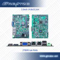 3.5寸 双核 支持1080P高清 支持硬件复位功能 工控主板