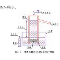 透水砖透水系数试验仪;透水砖透水系数测定仪;透水砖透水系数