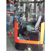 杭州内燃机叉车加装称重装置价格/浙江3吨柴油叉车改装电子称厂家