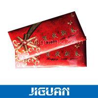 小礼品包装袋 压纹工艺袋 豪华大气红包