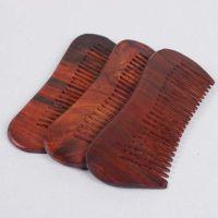 越南天然红木头梳 弓形木梳 酸枝木雕梳子手工雕刻精品保健防静电