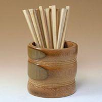 巨匠厂家定制环保高档中式竹筷筒,竹筷笼,竹制筷子器具,筷子筒