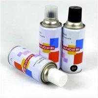 三和手摇自动喷漆自动手喷漆罐白色自喷漆正品轮毂汽车补漆笔油漆