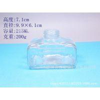 厂家供应玻璃酒精灯210ml 玻璃煤油灯批发定做墨水瓶