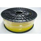 Yellow 1.75mm ABS Filament Grade A For 3D Printer Material