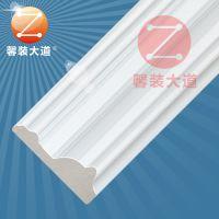 供应墙纸压边线条/家装 装饰线条/电视背景墙框/白色装饰线条