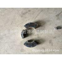 厂家直销 不锈钢方管弯头 焊接弯头 拼接弯头 实心弯头