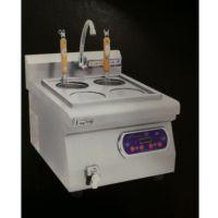 鼎龙台式4孔煮面炉 DL-B-5KW-IXC 电磁炉 煮面电磁炉