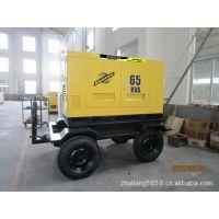 外贸出口柴油发电机50kw/水冷静音悍莎动力柴油发电机ATS