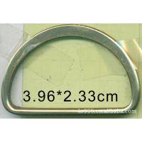 供应环保合金D形扣、金属D字扣