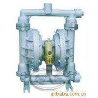 供应QBY-25 气动隔膜泵 材质铝合金F46隔膜