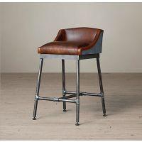 咖啡椅子 酒吧椅 做旧椅批发 成都酒吧椅 重庆餐厅椅 江苏椅子
