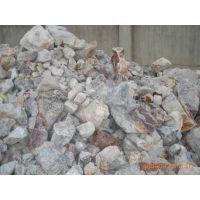【量大从优】供应国家标准白黄色耐火砖原料叶腊石  质量可靠