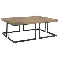 铁艺实木桌子欧式复古做旧茶几食堂餐厅餐桌客厅办公室美式接待桌