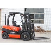 长期销售柴油叉车 小型工程机械叉车  2级5米门架柴油山东厂家