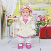 热销智能对话娃娃 说话走路唱歌 下载互动女孩玩具娃娃 批发