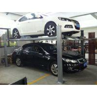 供应简易升降家用式四柱立体停车库