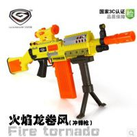 2014新品儿童电动枪  软弹枪  可连发子弹安全 军事模型  批发