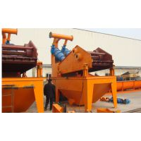 细沙回收装置在人工机制沙生产线中可有效解决细沙流失的问题