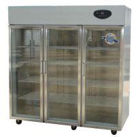 三门饮料展示柜,三门便利店冷柜, 佳伯商用玻璃门展示柜