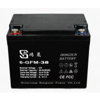 供应12V38AH 太阳能 免维护胶体蓄电池