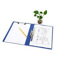 【厂家定做】AB-430双夹文件夹 A4 PP文件资料夹