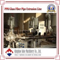 PPR Glass Fiber Reinforced Pipe Production Line