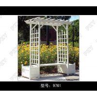 供应物价户外花箱组合防腐木花槽正方形特大种植树箱木制花盆批发
