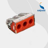 大量批发773-103快速软硬线连接器 大电流连接器  电缆接头连接器