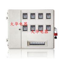 供应10表玻璃钢电表箱图片