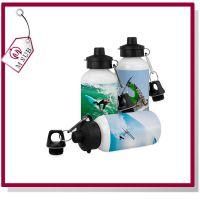 厂家直销热转印空白运动水壶 户外登山运动杯 DIY定制照片杯子