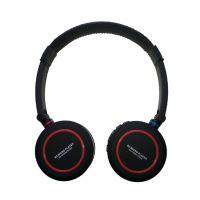 供应高档欧陆风格专业插卡无线音乐耳机,带收音无线有线两用耳机