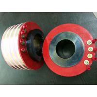供应各类标准集电滑环 绞线机用导电滑环集电环 来样来图非标定制