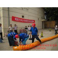 电缆管井施工管道通风机/送排轴流风机