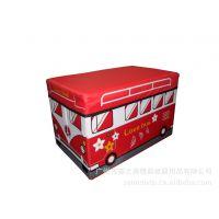 优质收纳系列 赛美R-005爱情列车收纳凳 广州收纳凳生产厂家