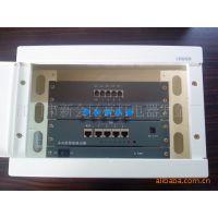 供应型号LD-DO5带路由器多媒体配电箱