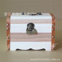 厂家热销仿古木质收纳盒 内衣收纳盒 定做批发家居用品收纳盒