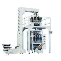速冻肉丸 鱼丸 牛肉丸全自动电子称重包装机 多功能自动包装机械
