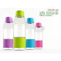 韩版维C柠檬榨果汁杯 户外携带喝水运动杯子 创意广告商务礼品