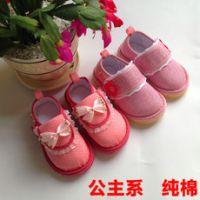 晋豆子2014儿童手工布鞋