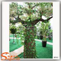 厂家供应室内外装饰人造植物 乔木类仿真大树 仿真面包树
