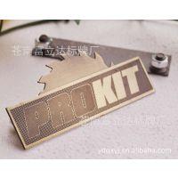 金属标牌制作 电镀标牌