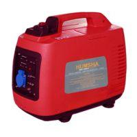 1kw家用变频数码汽油发电机 悍莎动力正玄波手提户外发电机组